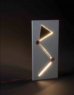 — «Absence lamp», 2011